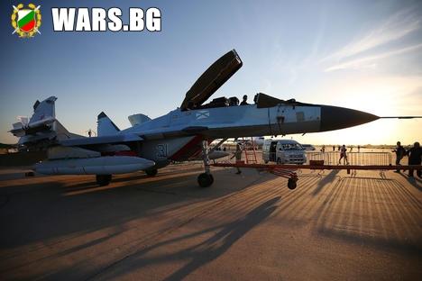 Технологията на първия полк палубни изтребители МиГ-29К/КУБ