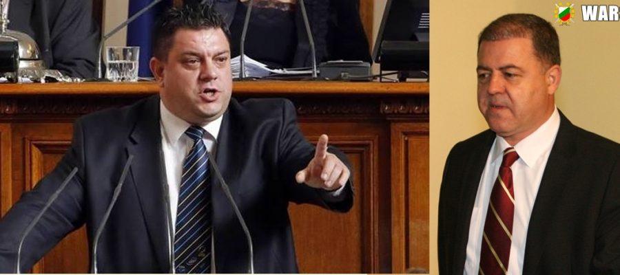 Атанас Зафиров пак награби Николай Ненчев