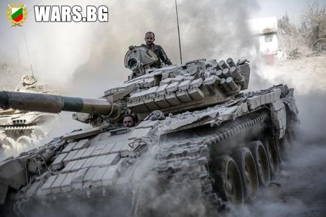 Опитът в Сирия помогна за създаването на танк за бой в градска среда