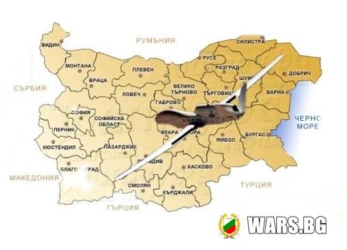 Дронове на НАТО ще падат скоро в Крим
