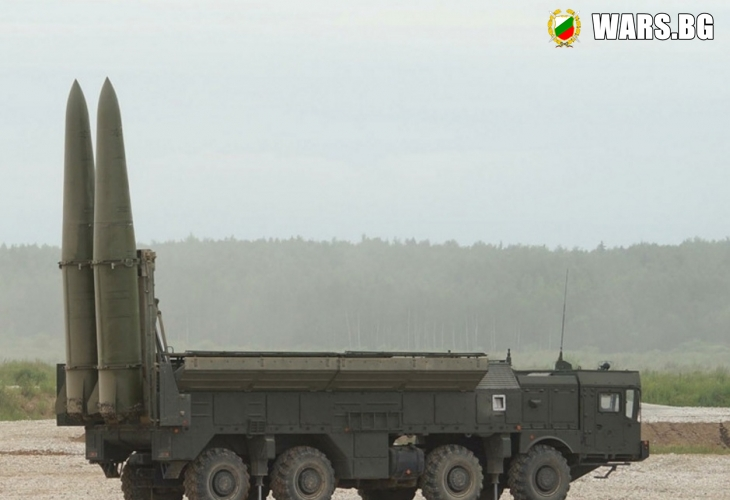 """Израелски спътник откри в Сирия руски ракети """"Искандер"""""""