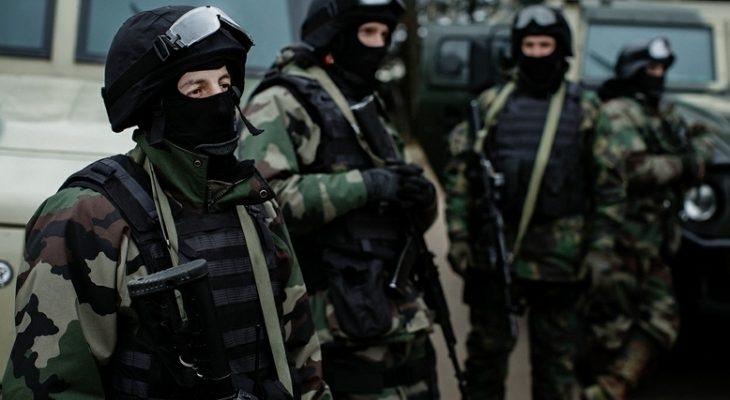 Чуждите корени на новите руски спецназовци