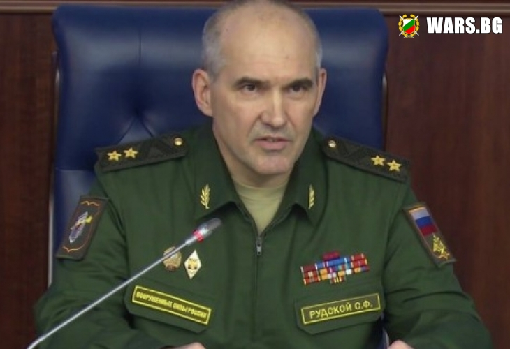 Сирийската армия настъпва край Палмира с руска помощ
