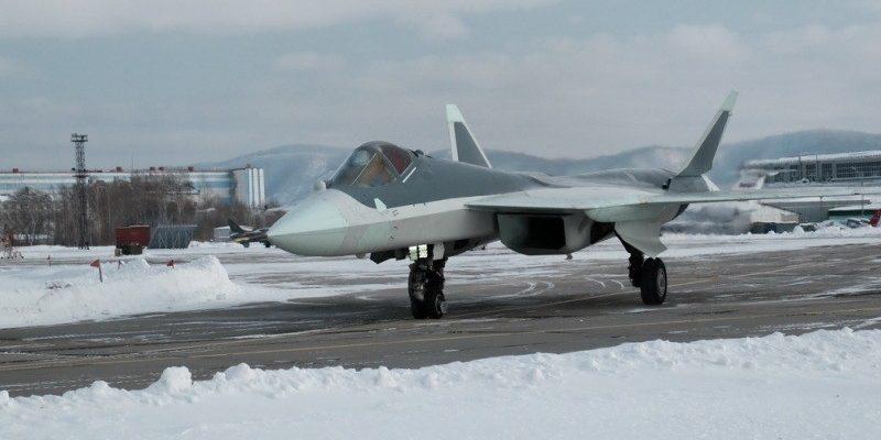 ПЪРВИТЕ 5 СУПЕР ИЗТРЕБИТЕЛИ Т-50 ВЛИЗАТ В РУСКИТЕ ВВС ПРЕЗ ТАЗИ ГОДИНА!