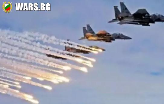 """Русия и Турция ще проведат първата си съвместна въздушна операция срещу """"Ислямска държава"""""""