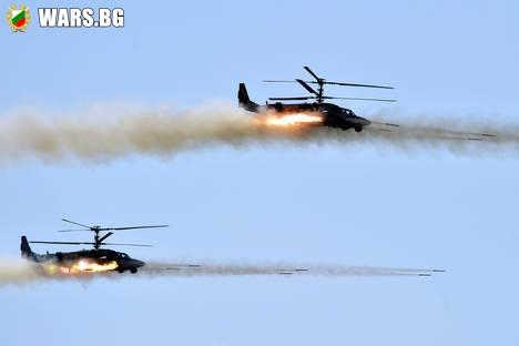 Русия ще изпробва нови ракети в Сирия