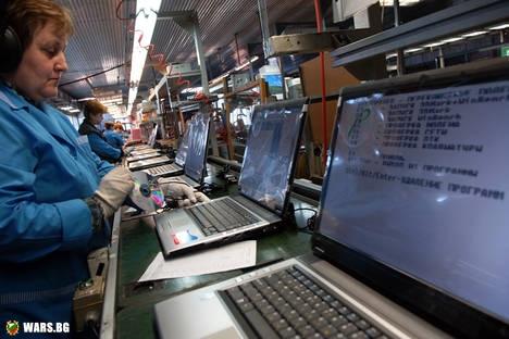 Руските лаптопи ще имат софтуерна защита от студ и удар