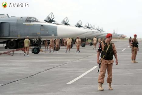 Защо Русия изтегля от Сирия част от войските си