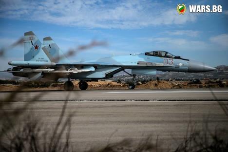 Защо руските и американските пилоти не могат да си поделят сирийското небе
