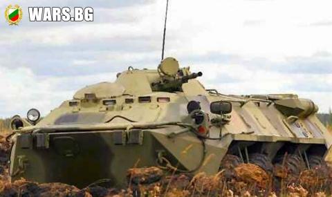 Украйна купува руски двигатели за БТР през молдовски фирми