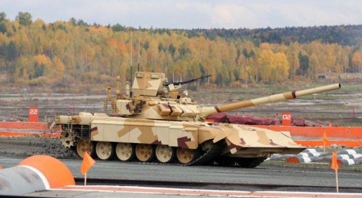 Руската армия получава танкове за боеве в градска среда