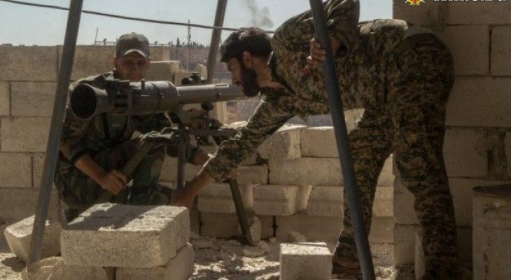 """""""Ислямска държава"""" е във врящ котел: """"Тигрите"""" и ВКС на Русия унищожават терористите в Алепо"""