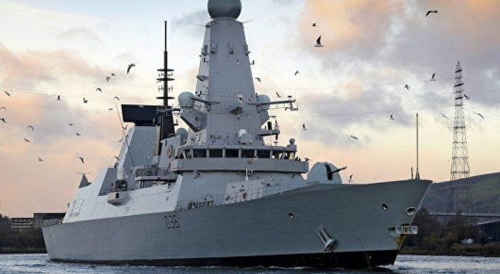 NI: От един разрушител на отслабващия британски флот Русия няма да се уплаши в Черно море