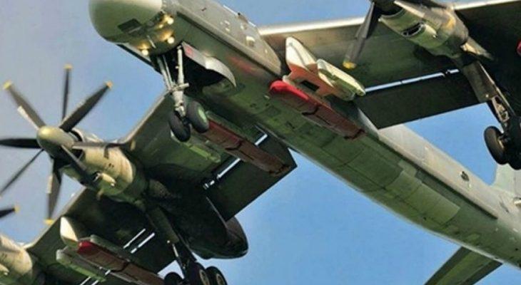 """Кадри от удара: Руска крилата ракета ликвидира команден пункт на """"Ислямска държава"""""""