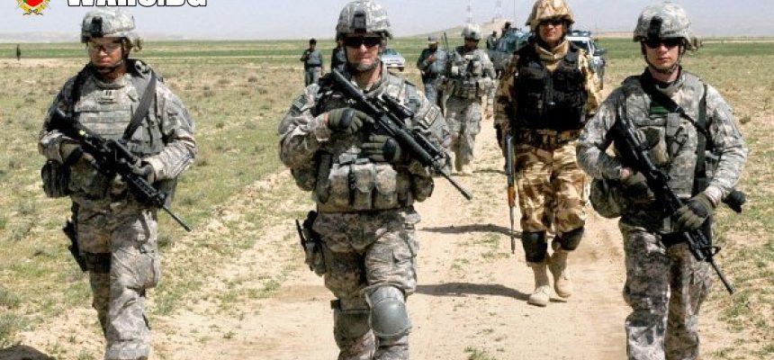 Американската армия покрива 70% от света !