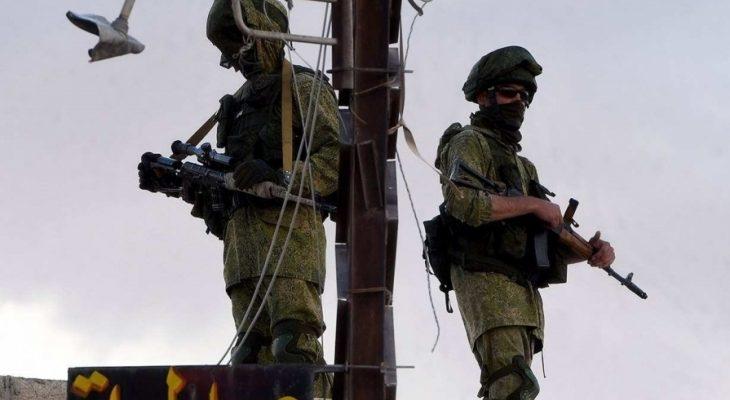 Руски командоси на лов за терористи в Сирия (ВИДЕО 18+)