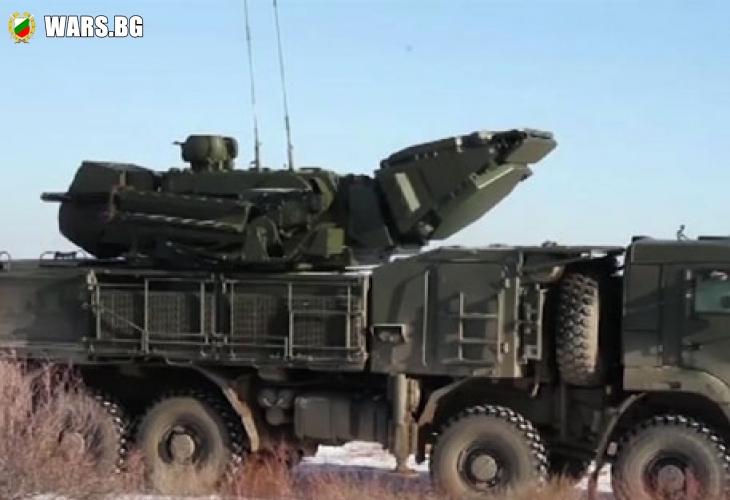 """Вдигнаха по тревога С-300 и """"Панцир"""" в Сибир (ВИДЕО)"""