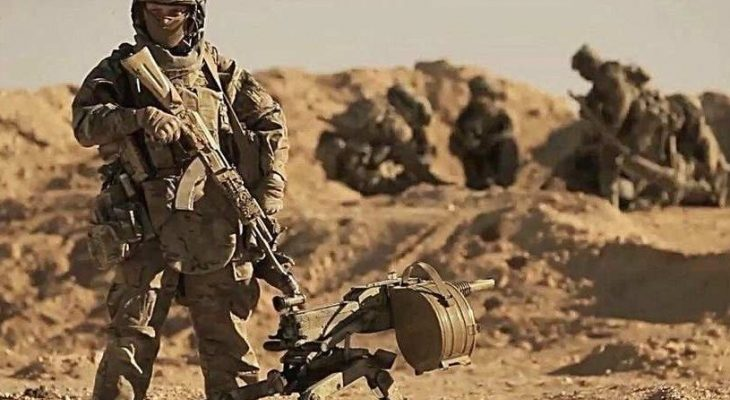 Кадри от боевете: Руските специални части унищожават терористи-смъртници в Палмира (ВИДЕО)