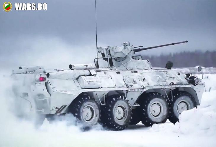Руски производител на военна техника ще прави дрон-танкове (ВИДЕО)