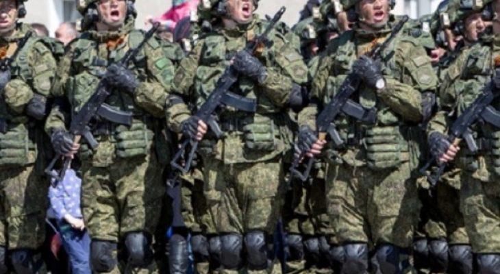 "С новата бронирана екипировка ""Ратник"" руските бойци стават неуязвими за куршумите (ВИДЕО)"