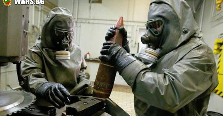 Русия ще унищожи предсрочно химическите си оръжия