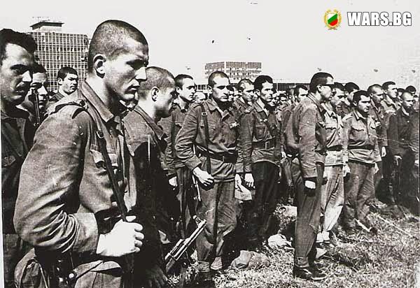 Нахлуването ни в Чехословакия през спомените на един ефрейтор