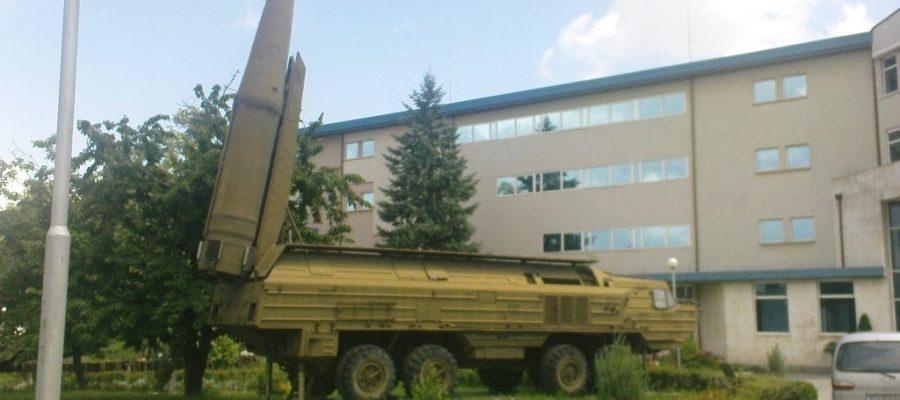 СС-23 – нарязаният ракетен щит на България
