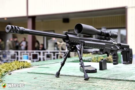 Точно в целта: какво представлява новата снайперска пушка?