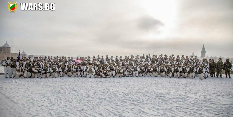 Американските войници и хибридната война Стефан Пройнов