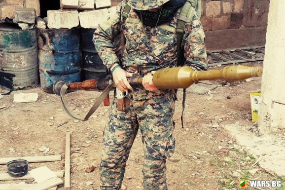 """Руски """"Резюме"""": Сирийците извадиха от складовете най-мощните в света боеприпаси за РПГ"""