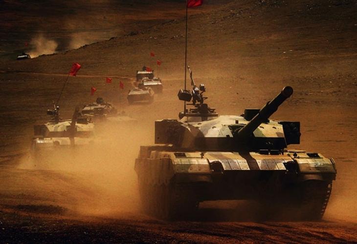 """Китайските опити да надминат """"Армата"""": Какви тайни крие МВТ-3000"""