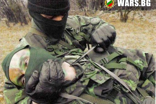 Хладното оръжие на СПЕЦНАЗ +ВИДЕО Стефан Пройнов