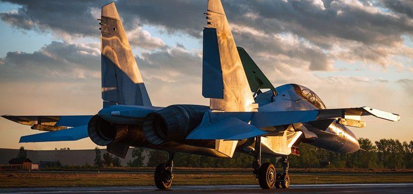 Руските мегазаводи: Су-30, самолет със 70 км кабели