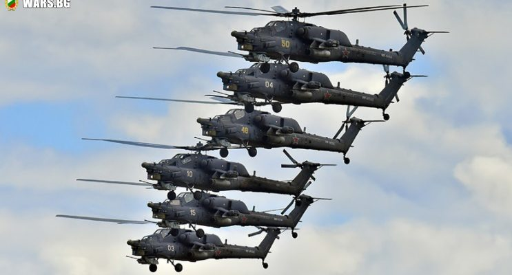 Смъртта дебне от мрака: Основният ударен хеликоптер на руските ВКС Ми-28НЕ в 90 секунди