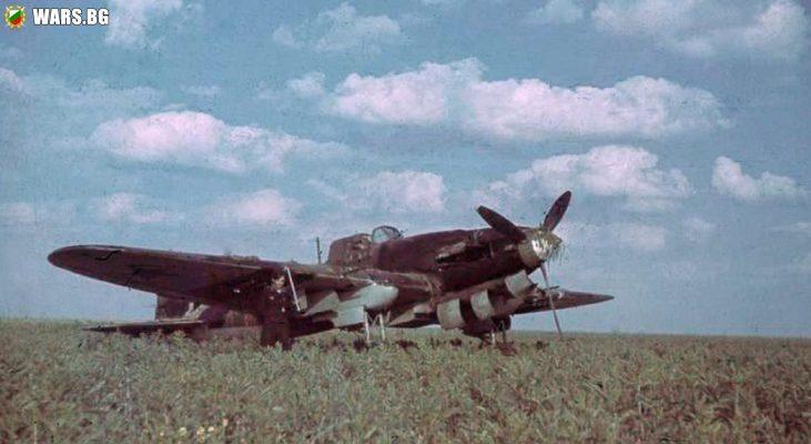 Историята на съветския пилот, откраднал нацистки самолет