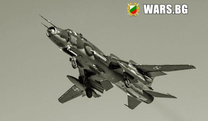 Су-22 пази Полското небе !