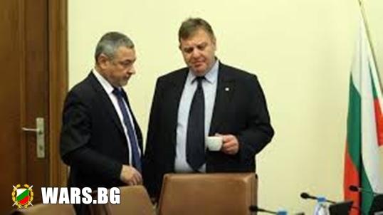 Вицепремиерът Валери Симеонов предложил отлагане на модернизацията на армията