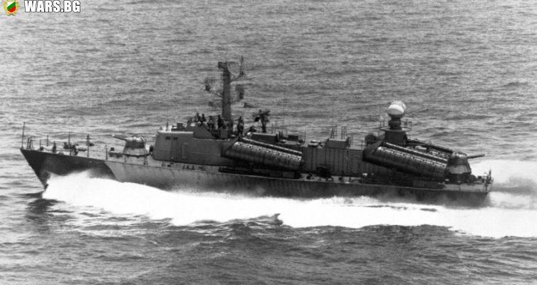 Оса II, легендарният съветски ракетен катер, който брани кубинските брегове
