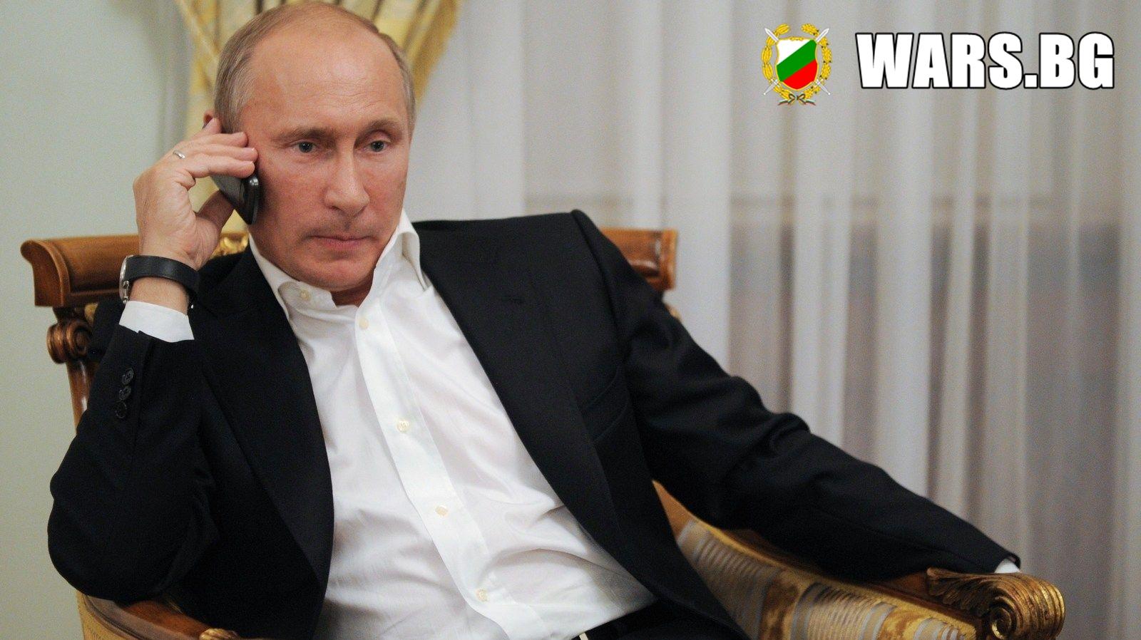 Владимир Путин уреди размяна на пленници в Донбас