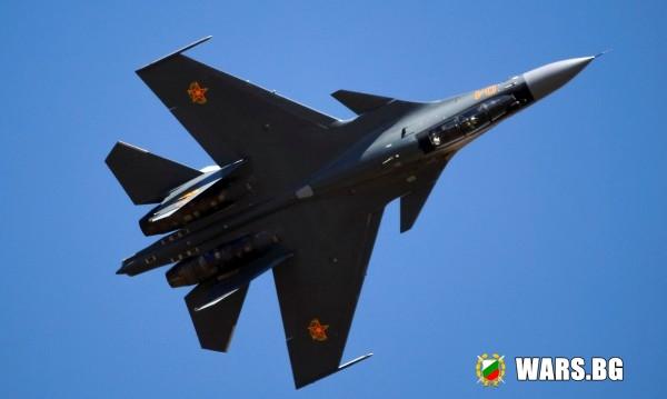 Руски изтребител прелетял на 3 метра от американски разузнавателен самолет в Черно море