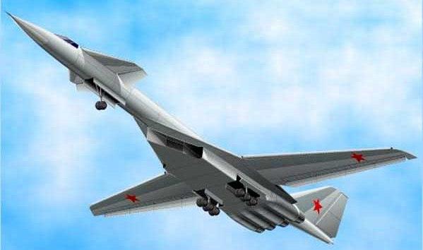 """""""Ту-160М"""""""