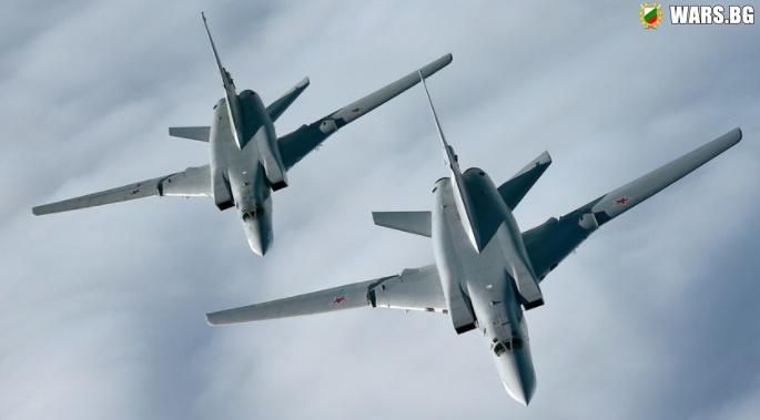 Качват крилати ракети Х-32 на стратегическия бомбардировач Ту-22М3