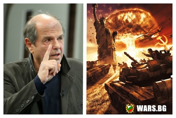Гледна точка! Тома Томов: Предстои нова световна война