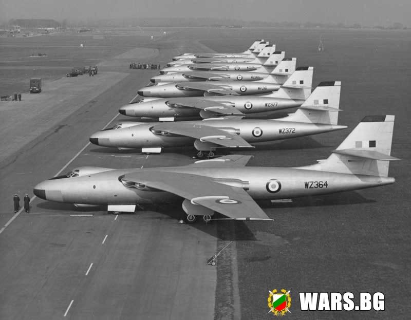 Какво знаем за V-бомбардировачите?