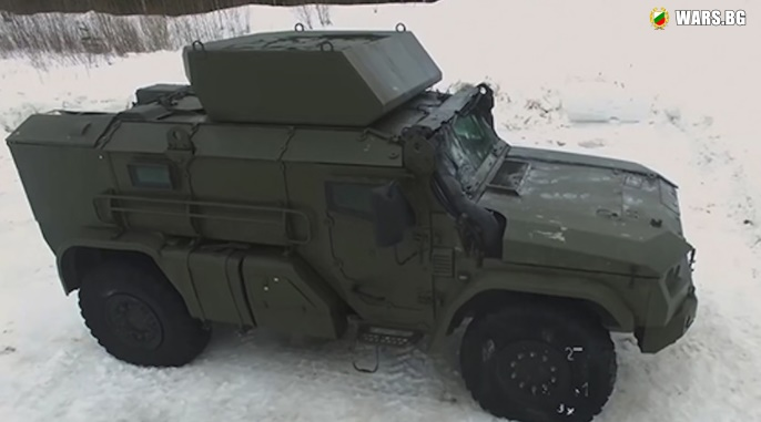 Ново АТВ за руските ВВС ще ги пази от модерни оръжия