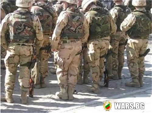 Военнослужещите от 34-тия контингент на Въоръжените сили се завърнаха в България