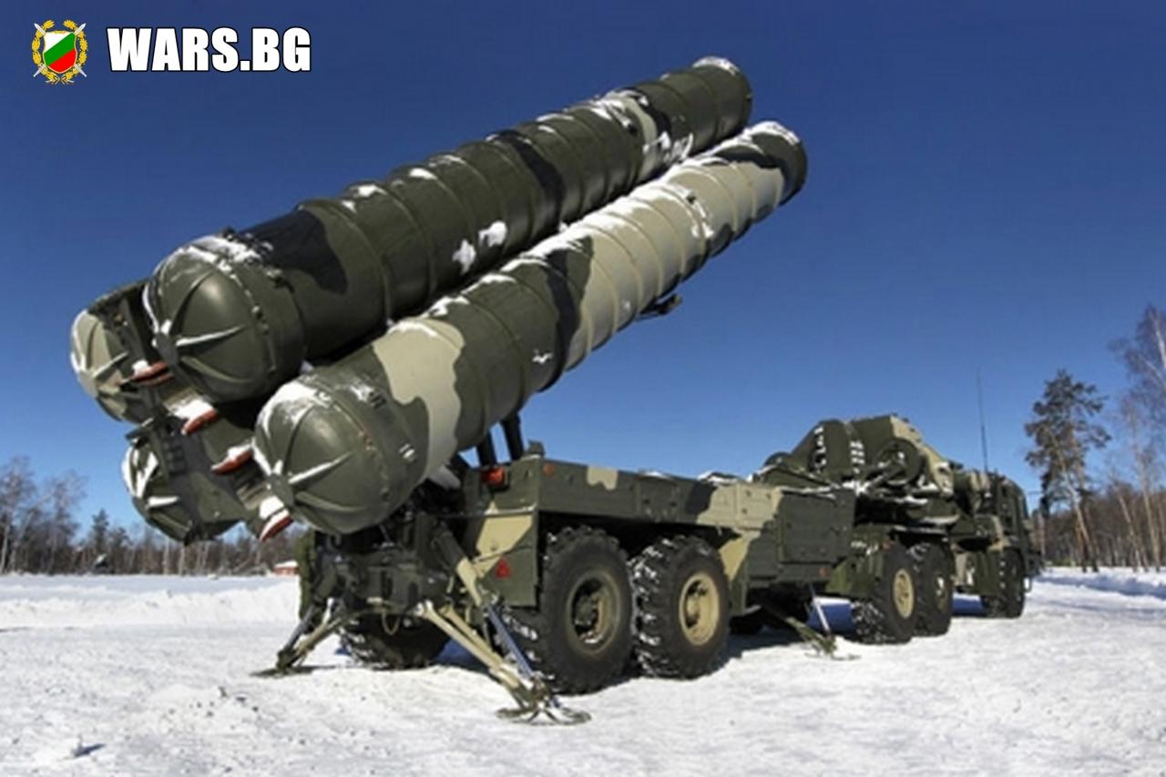 Русия почва да доставя зенитни ракетни системи С-400 и на Саудитска Арабия