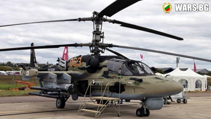 "ВИДЕО: Американци сравниха бойните хеликоптери Apache и ""Алигатор"""