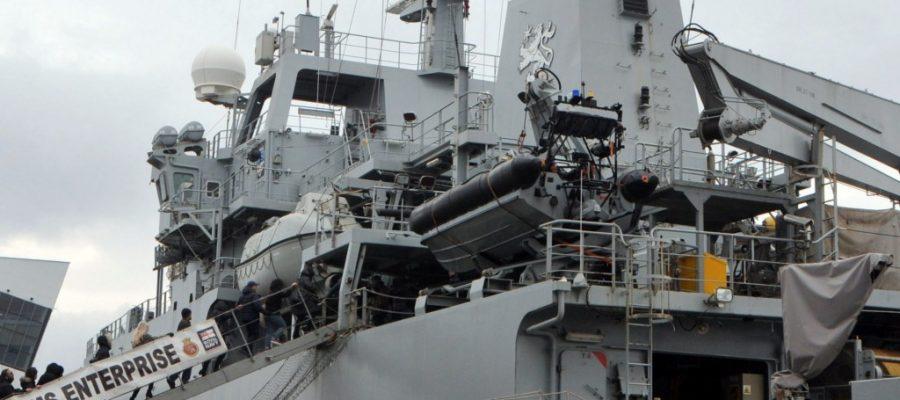 САЩ: Ще присъстваме постоянно в Черно море