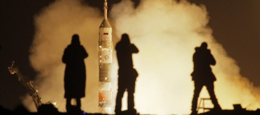 Успешен старт: Союз МС-08 пое към МКС